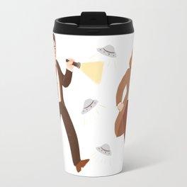 Mulder & Scully Travel Mug