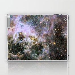 Cosmic Tarantula Nebula (infrared view) Laptop & iPad Skin