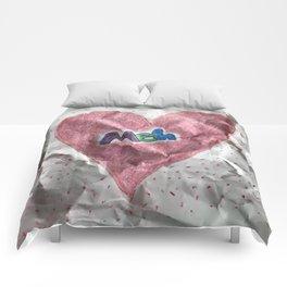 Divorce Valentine Comforters