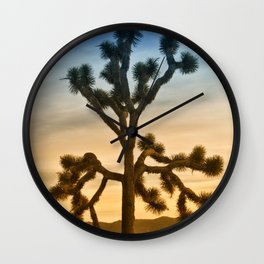 JOSHUA TREE - CALIFORNIA Wall Clock