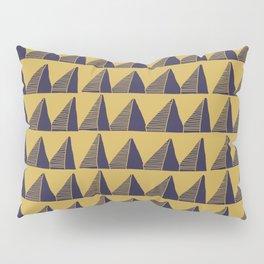 Triangle Tribal Pattern Pillow Sham