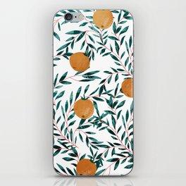 Mandarins iPhone Skin