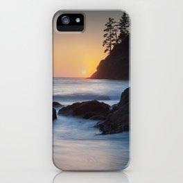 Pewetole Sunset iPhone Case