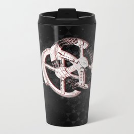 Apollo Single Cover Metal Travel Mug