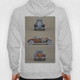 Mini cars, photography Hoody