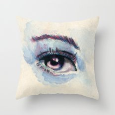 I think so Throw Pillow