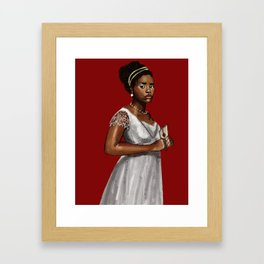 Natasha is Young Framed Art Print