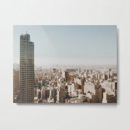 Manhattan Cityscape no.4 Metal Print