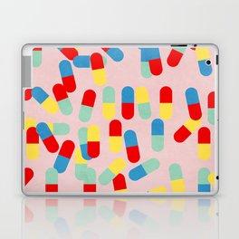 PILLS! PILLS! PILLS! - PINK Laptop & iPad Skin