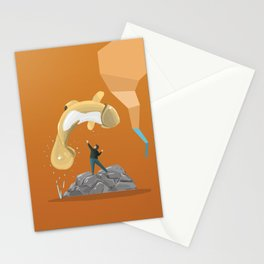 "Free ""Willy"" Stationery Cards"