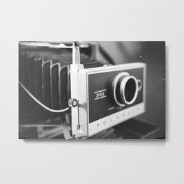 330 Camera Metal Print