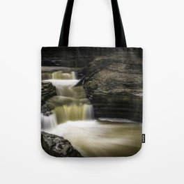 Tranquil World Tote Bag