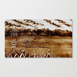 Impermanence Canvas Print