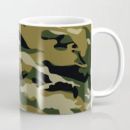 Army pattern Coffee Mug