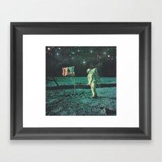 Project Apollo - 2 Framed Art Print