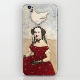 Her Highness iPhone Skin