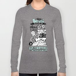 The Bro Code - Article 118 Long Sleeve T-shirt