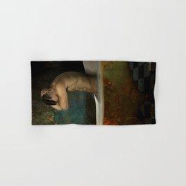male nude Hand & Bath Towel