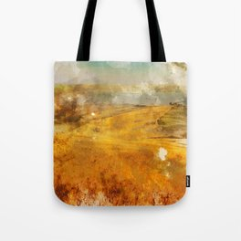 Hills of Tuscany Tote Bag