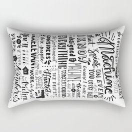 The Machine | Person of Interest Rectangular Pillow