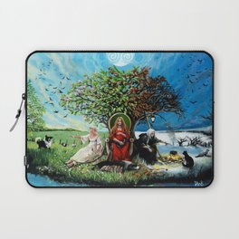 The Maiden, The Mother, and The Crone Laptop Sleeve