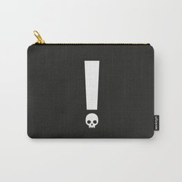 Always Proceed With Caution! Carry-All Pouch