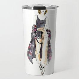 Kimono Swag Travel Mug