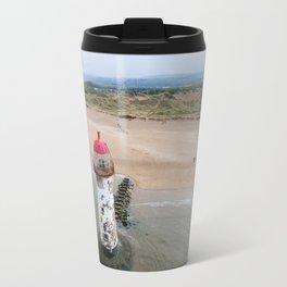Talacre aerial 3 Travel Mug