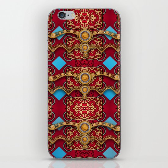 Mix&Match:  Merry Christmas From Tibet (with LOVE!) 02 iPhone & iPod Skin