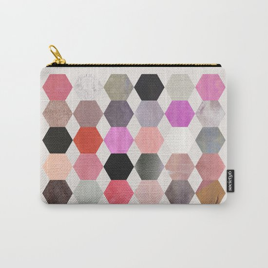 colour + pattern 26 Carry-All Pouch