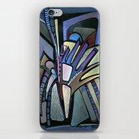 wings iPhone & iPod Skins featuring WINGS by Deyana Deco