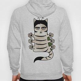 Cat insect Kafka. Metamorphosis. Hoody