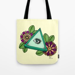 I See You △ Tote Bag