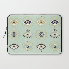 Evil Eye Collection Laptop Sleeve