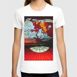 Dragon Stained Glass T-shirt