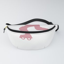 Well That Escalated Quickly - Roller Derby Fanny Pack