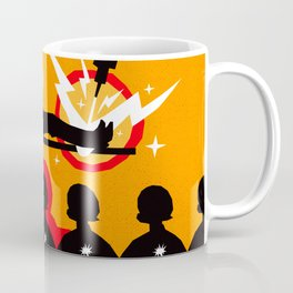 James Bond Golden Era Series :: Goldfinger Coffee Mug
