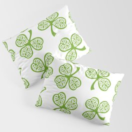 Shamrock Pillow Sham