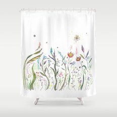 La Primavera Shower Curtain