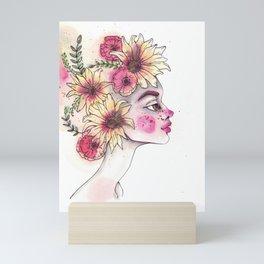 Spring is in the air Mini Art Print