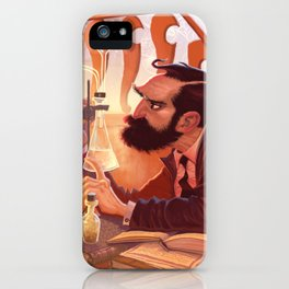The Chemist iPhone Case