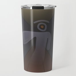 spectral glance Travel Mug
