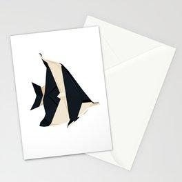 Origami Moorish Idol Stationery Cards