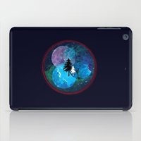 night sky iPad Cases featuring Night Sky by Selly Nia