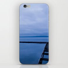 Blue Lake iPhone & iPod Skin