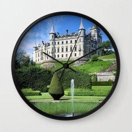 Dunrobin Castle  Wall Clock