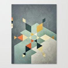 Shape_02 Canvas Print