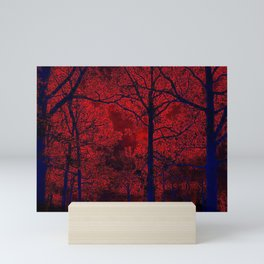 Deep Penetration Mini Art Print