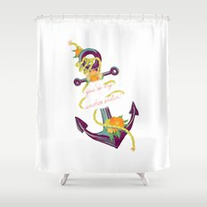 You're My Anchor Shower Curtain