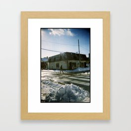 Quest for the Simple Framed Art Print